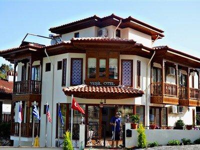 Yeşil Hotel Muğla Ula Akyaka