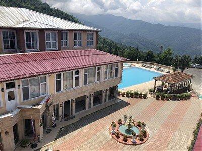 Zarha Mountain Resort Trabzon Sürmene
