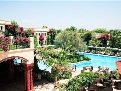 Zeytinada Hotel Muğla Bodrum Torba