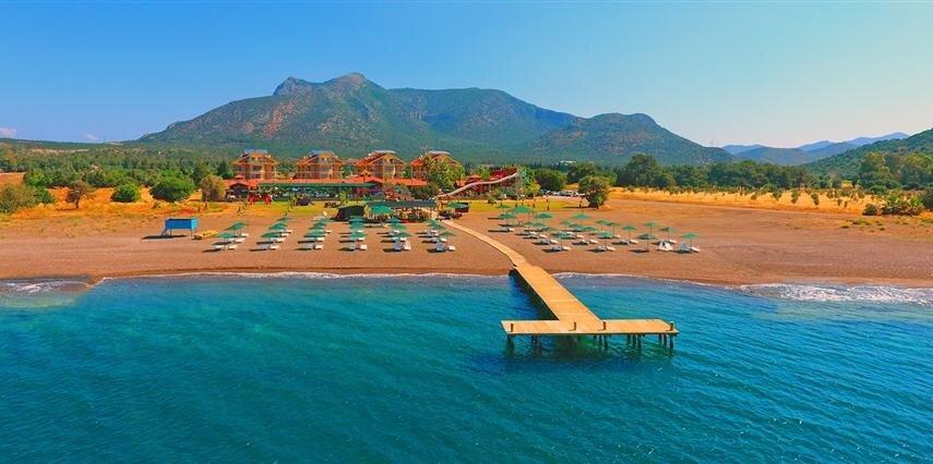 Adaburnu Gölmar Beach & Spa Muğla Datça