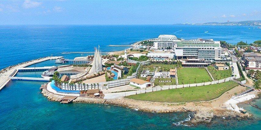 Adenya Hotel & Resort Antalya Alanya