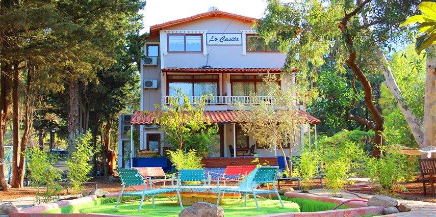 Adrasan La Casita Hotel Antalya Kumluca