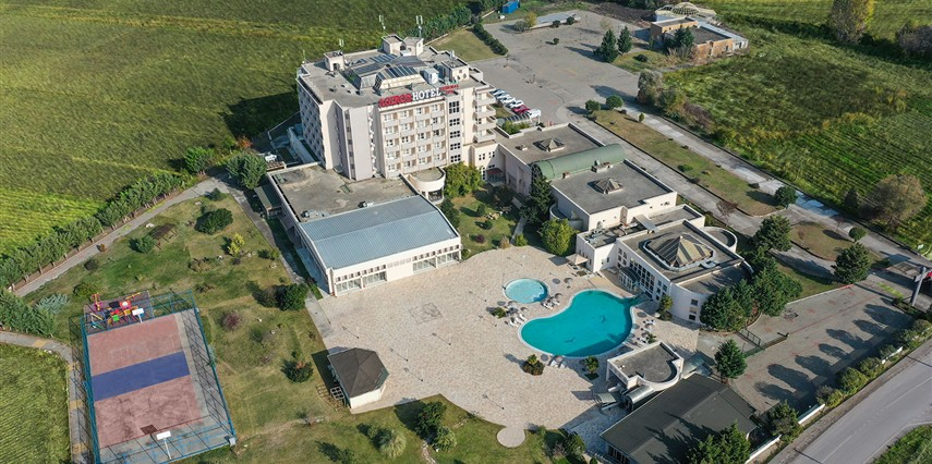 Agiros Thermal Resort Spa Hotel Balıkesir Altıeylül