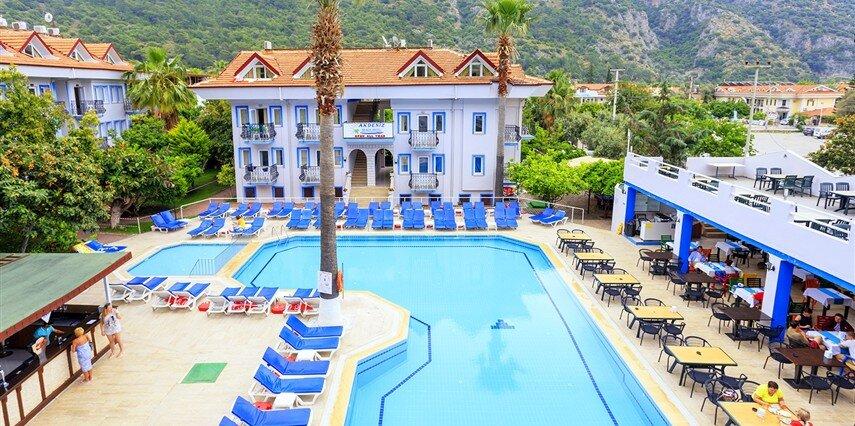 Akdeniz Beach Hotel Muğla Fethiye