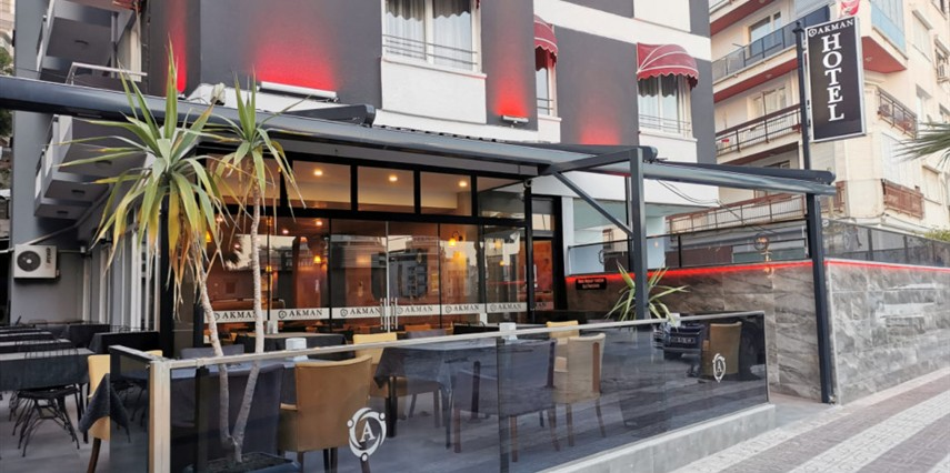 Akman Hotel Aydın Kuşadası