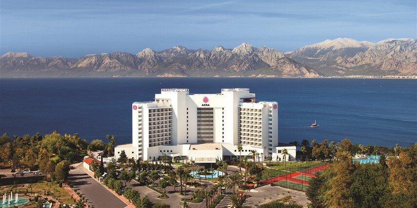 Akra Hotel Antalya Antalya Merkez