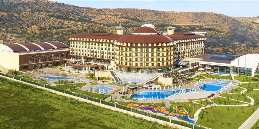 Akrones Termal Hotel Afyon Afyon Merkez