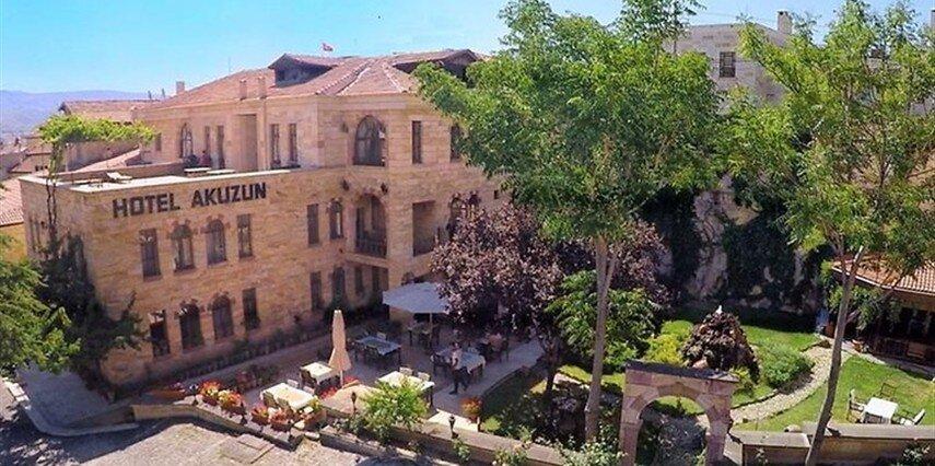 Akuzun Otel Nevşehir Kapadokya