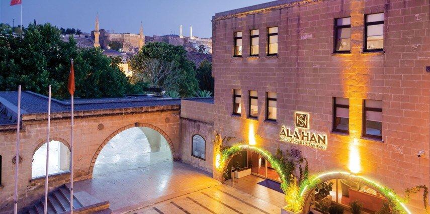 Ala Han Boutique Hotel Şanlıurfa Eyyübiye