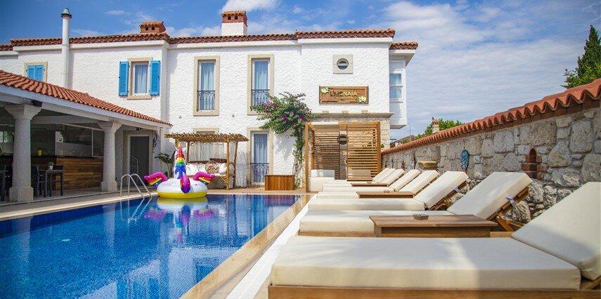 Alaçatı Limonaia Hotel  İzmir Çeşme