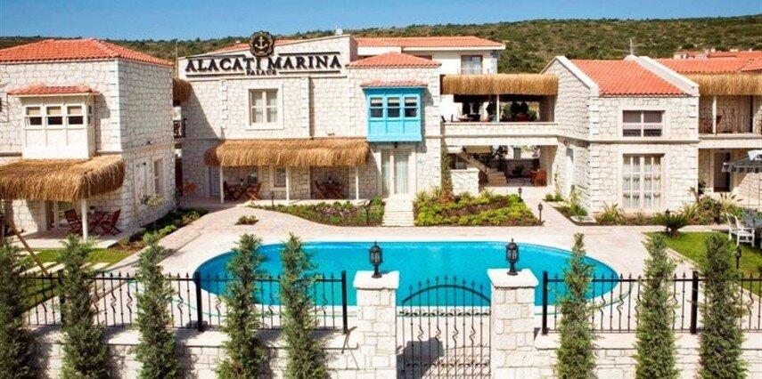 Alaçatı Marina Palace İzmir Çeşme
