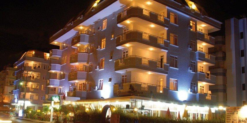 Alanya Risus Park Otel Antalya Alanya