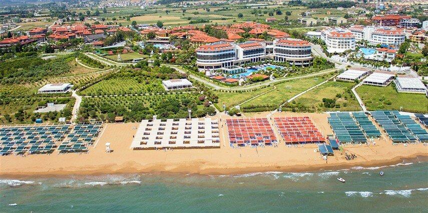 Alba Queen Hotel Antalya Side