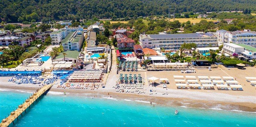 Aleria Belport Beach Hotel Antalya Kemer