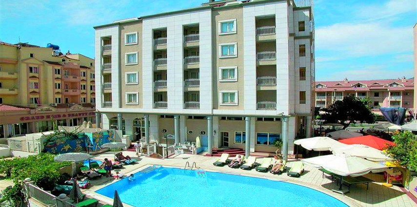 Almena Hotel Muğla Marmaris