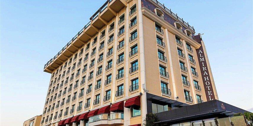Almira Hotel Thermal Spa & Convention Center Bursa Osmangazi