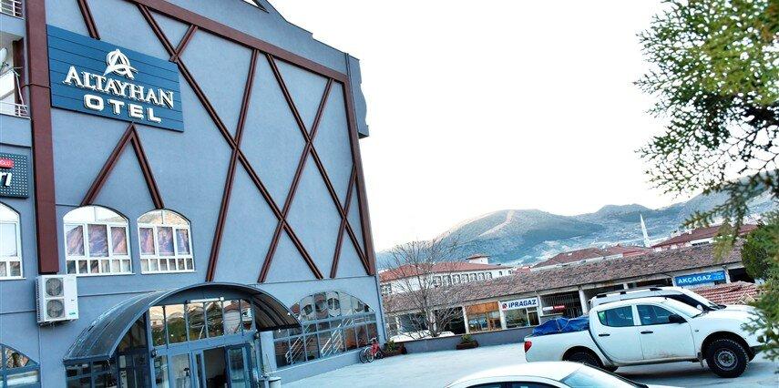 Altayhan Otel Amasya Amasya Merkez