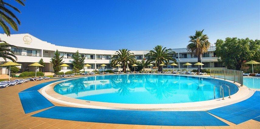 Altın Yunus Beach Apart Hotel İzmir Çeşme