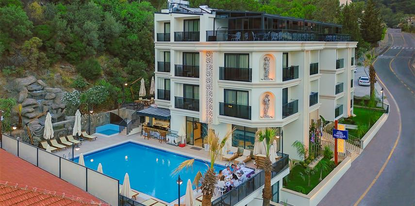 Amossia Elite Hotel Muğla Marmaris