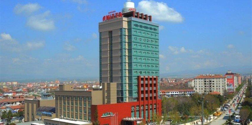 Anitta Hotel Çorum Çorum Merkez