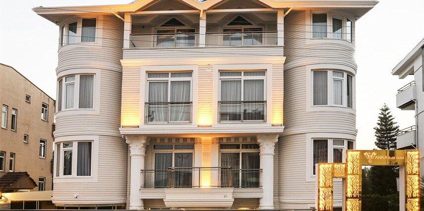 Anka Hotel Antalya Side