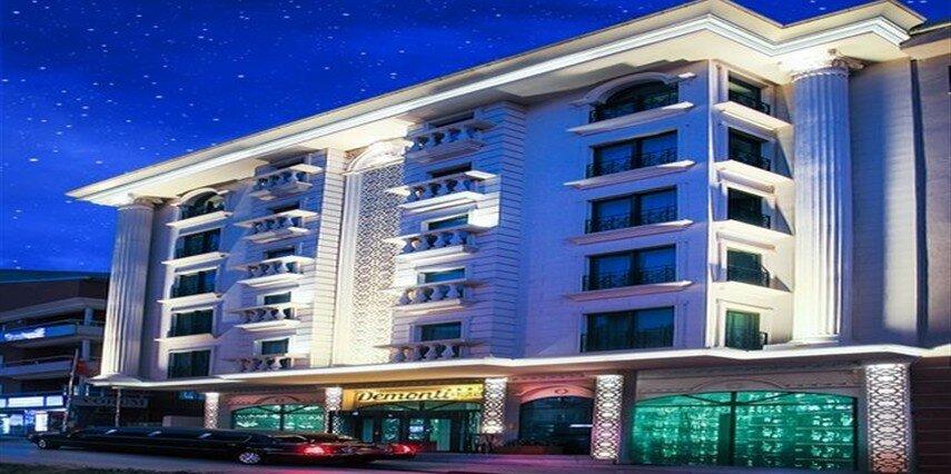 Ankara Demonti Hotel Ankara Çankaya