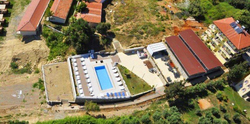 Anko Beach Resort Otel Antalya Side