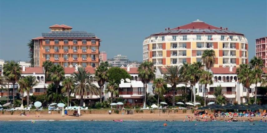Arabella World Hotel Antalya Alanya