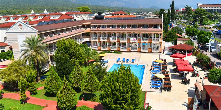 Ares Dream Hotel Antalya Kemer
