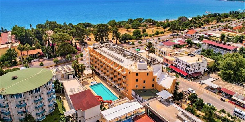 Ares Endam Hotel Antalya Kemer