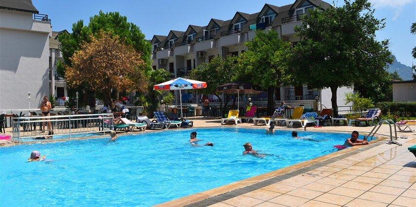 Ares Hotel Antalya Kemer