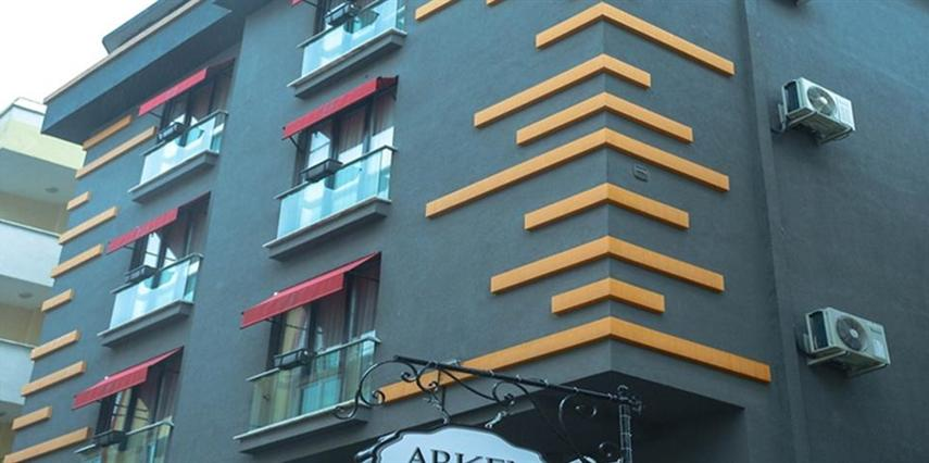 Arkem Hotel 1 İstanbul Maltepe