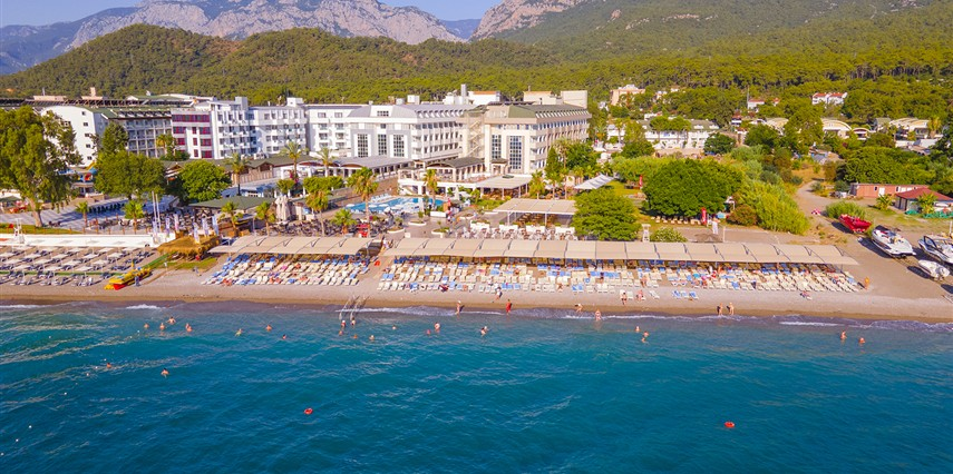 Armas Gül Beach Hotel Antalya Kemer