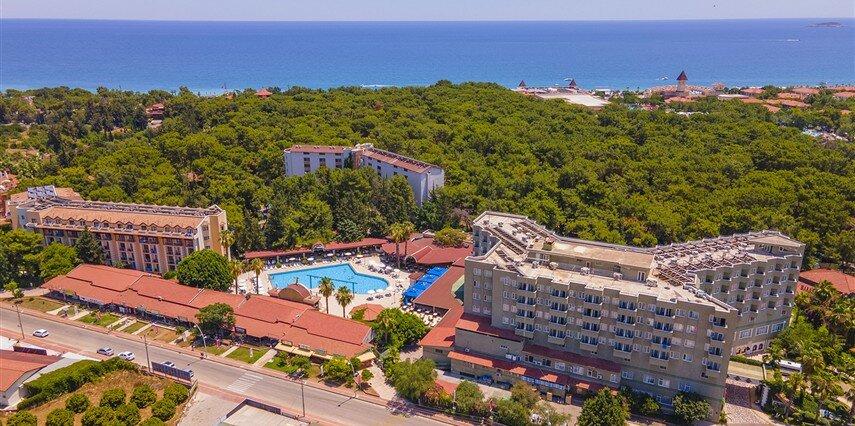 Armas Kaplan Paradise Antalya Kemer