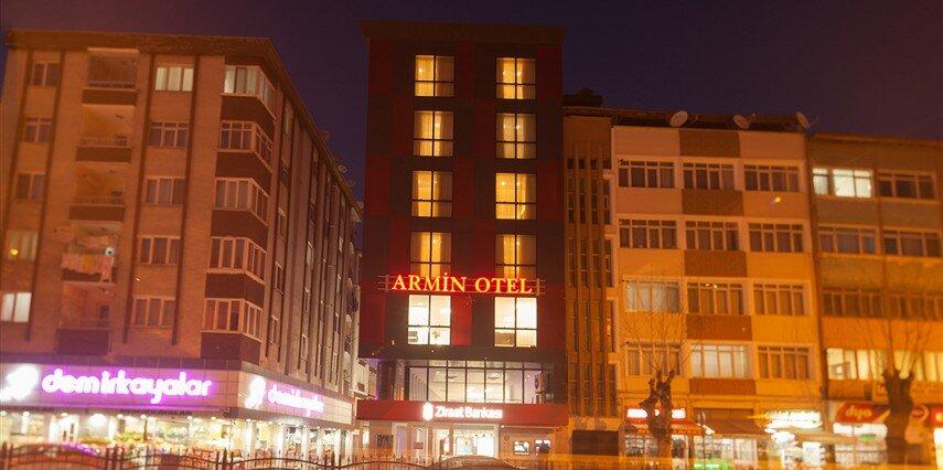 Armin Otel Amasya Amasya Merkez