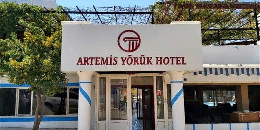 Artemis Yörük Otel Denizli Pamukkale