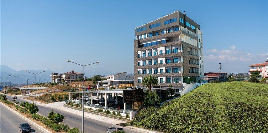 Artes Hotel Hatay Defne