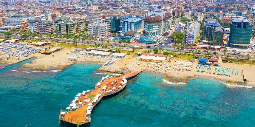 Asia Beach Resort & Spa Antalya Alanya