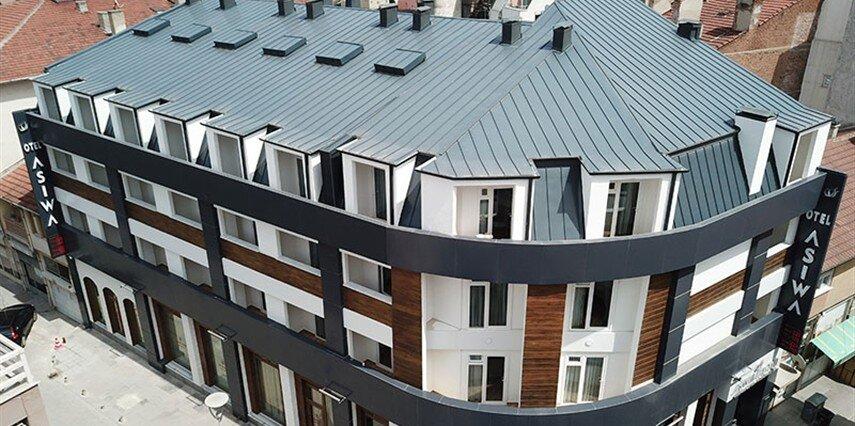 Asiwa Otel Eskişehir Odunpazarı