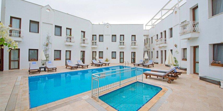 Asmin Hotel Muğla Bodrum
