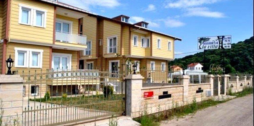 Assortie La Villa Hotel İstanbul Şile