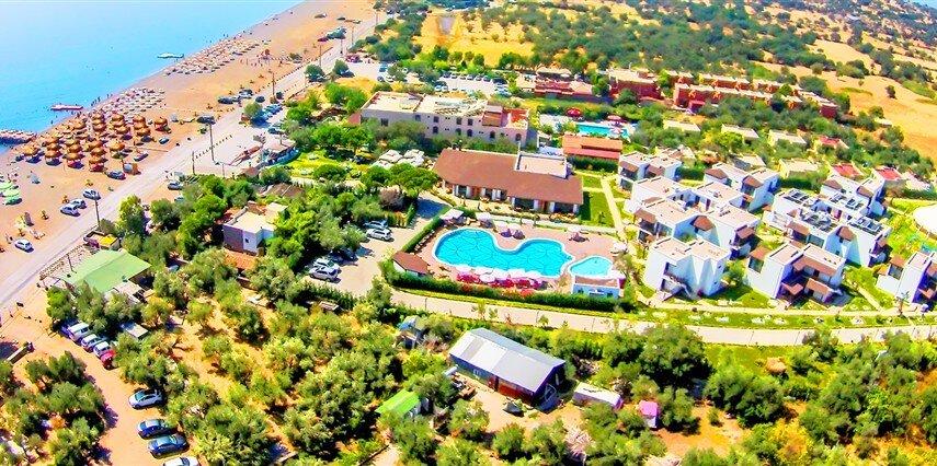 Assos Barbarossa Hotel Çanakkale Assos