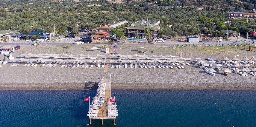 Assos Eden Beach Hotel Çanakkale Assos