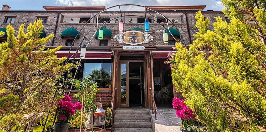 Assos Kervansaray Hotel Çanakkale Assos