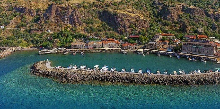 Assos Nazlıhan Hotel Çanakkale Assos