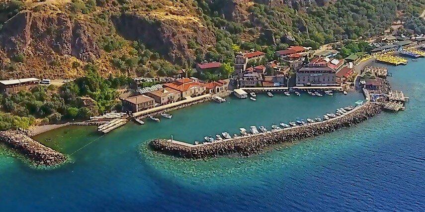 Assos Nazlıhan Spa Hotel Çanakkale Assos