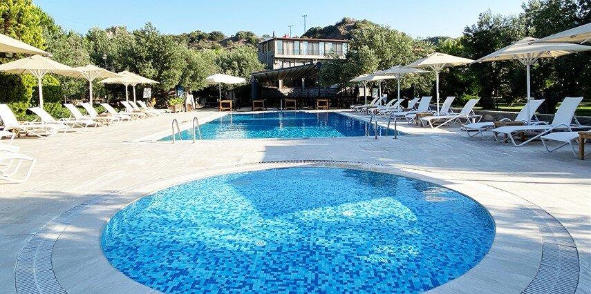 Assos Park Hotel Çanakkale Assos