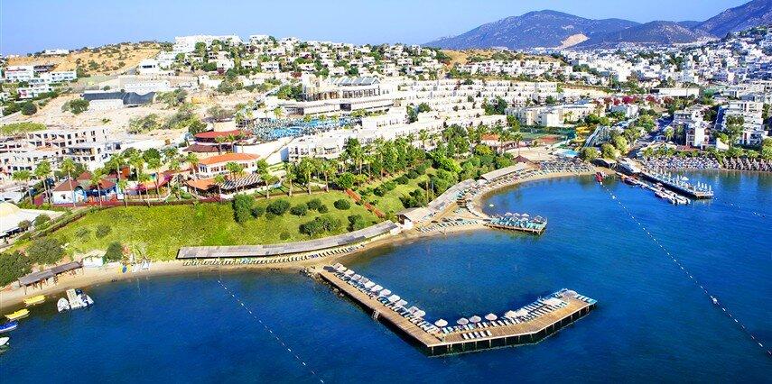 Asteria Bodrum Resort Muğla Bodrum