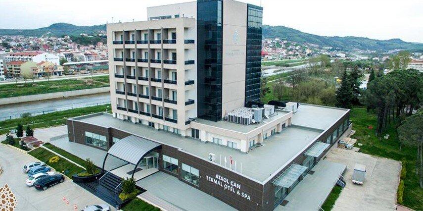 Ataol Çan Termal Hotel & Spa Çanakkale Çan