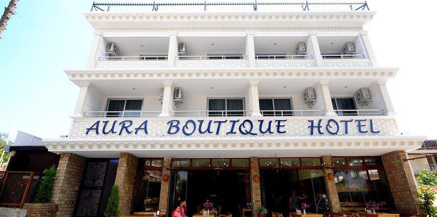 Aura Boutique Hotel Antalya Manavgat